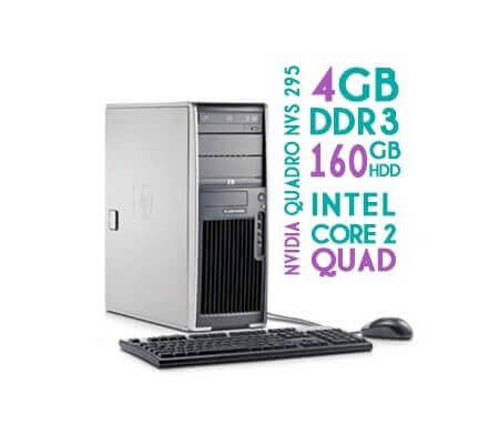 HP XW4600 WORKSTATION kompjutery v prage (2)