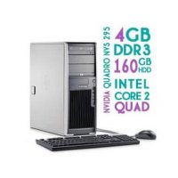 HP XW4600 WORKSTATION kompjutery v prage (2)